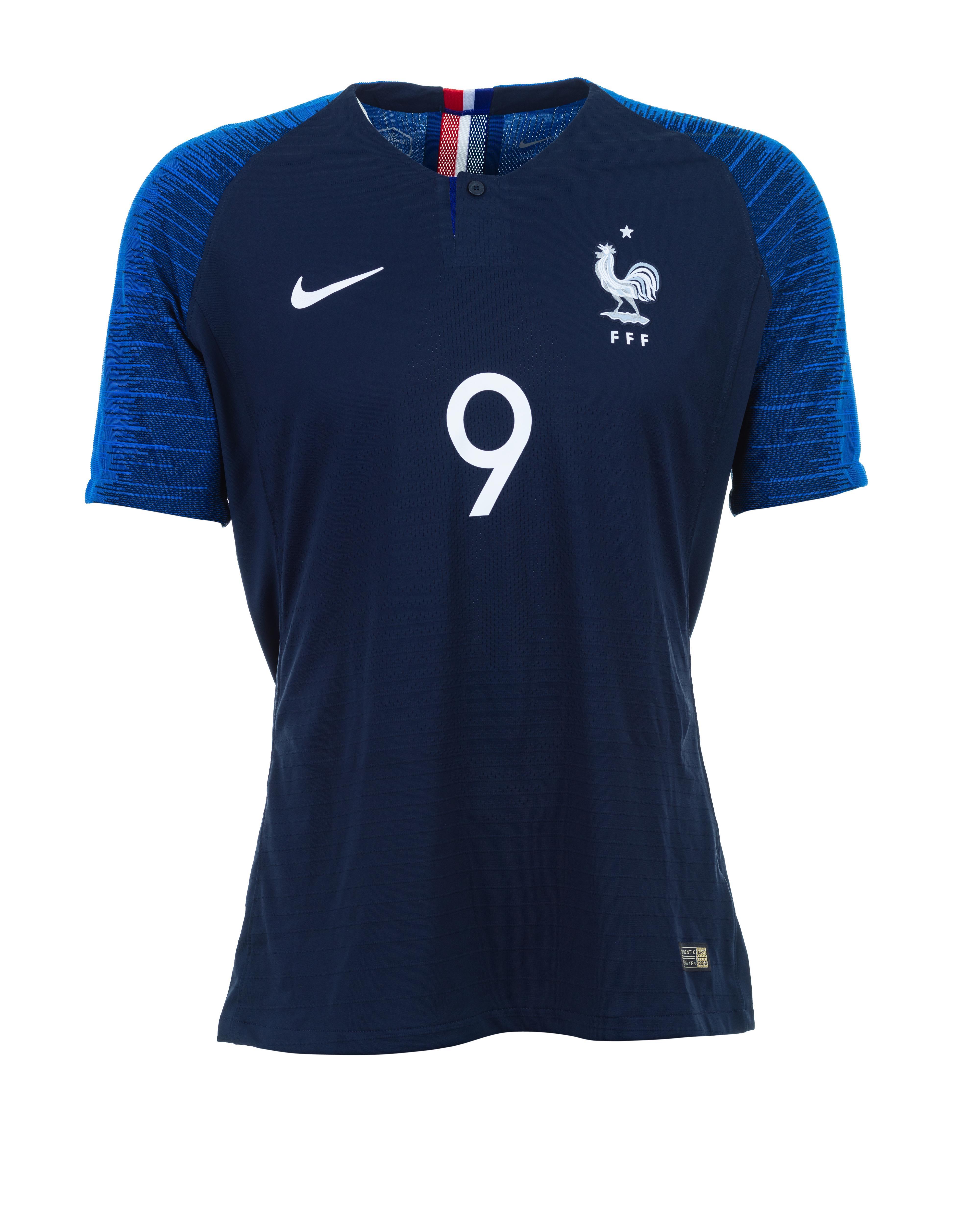 Veja as camisas titulares das 32 seleções da Copa do Mundo 2018 ... 1a7e18c978f40