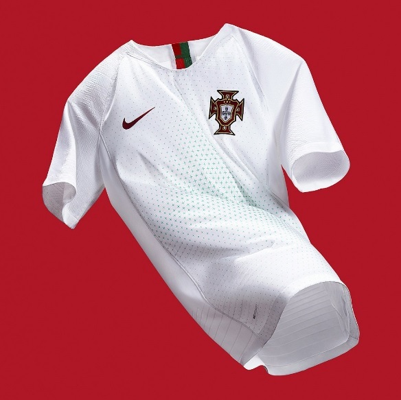 02eaccc3654cf Portugal apresenta novas camisas 1 e 2 para a Copa do Mundo com ...