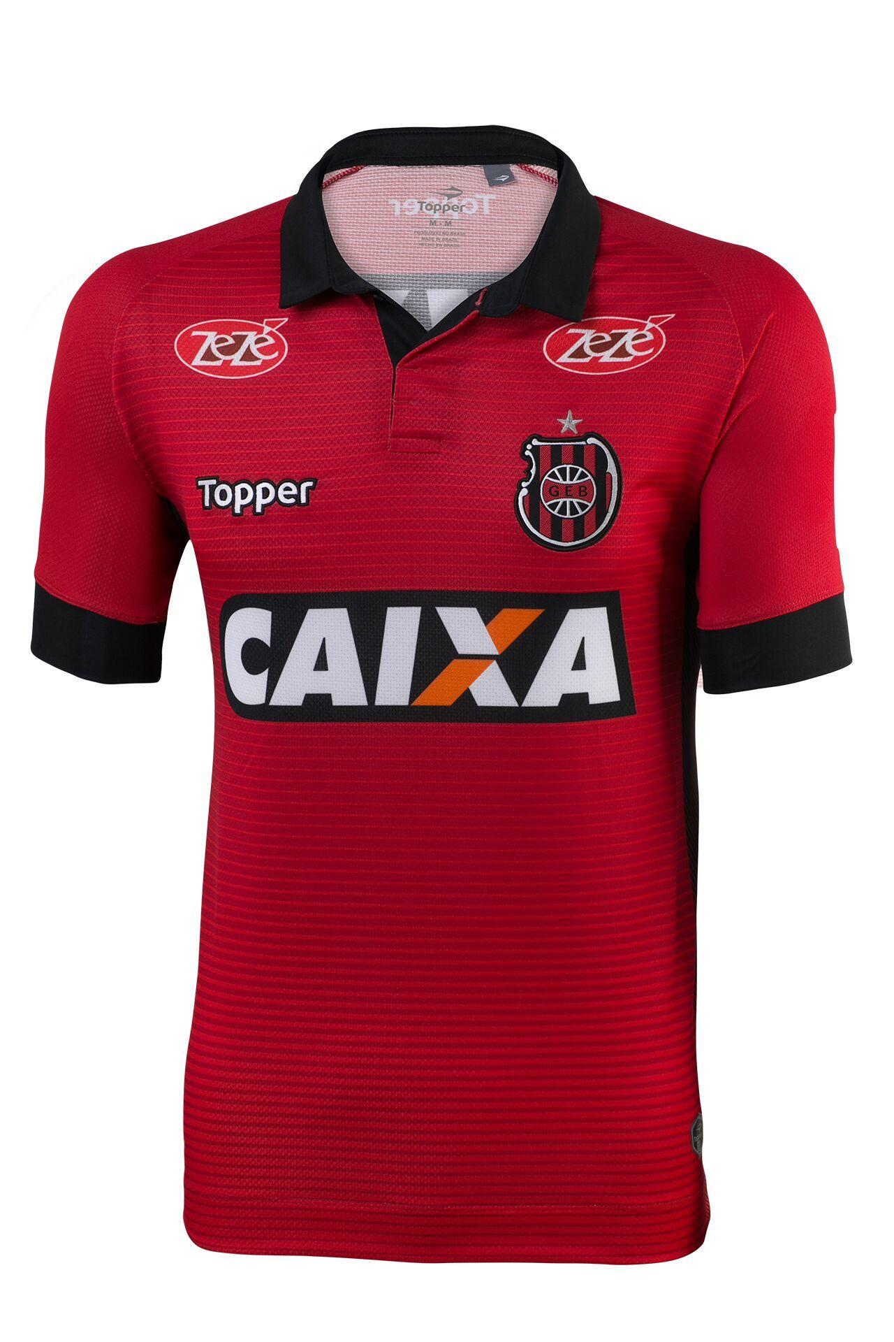 da4dfdc729a01 Brasil de Pelotas lança novas camisas 1 e 2 para 2017 18