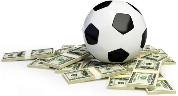 Resultado de imagem para bola e dinheiro