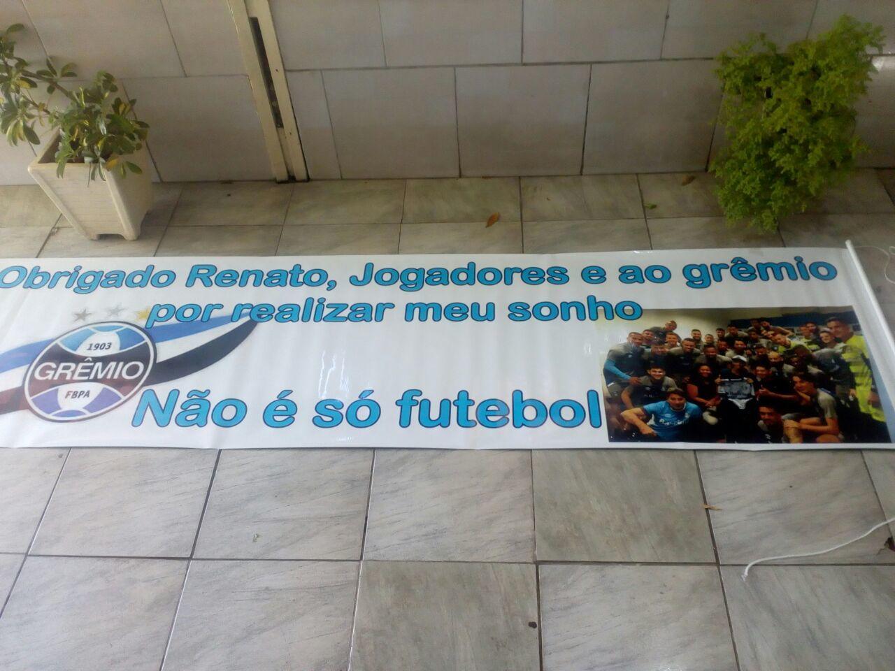 ESPN diz que Grêmio teria usado drone para espionar o Lanús