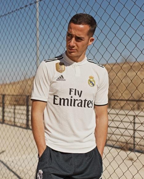 Real Madrid apresenta novas camisas 1 e 2 para a próxima temporada ... 880ed607dd228