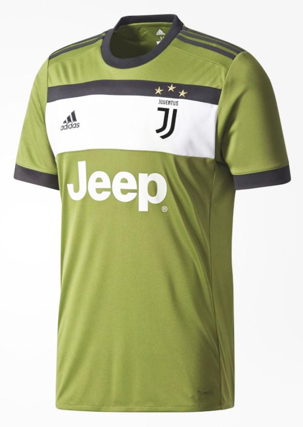 2c10479688 Vale lembrar que a Juve já lançou sua nova camisa 1 e também o uniforme 2.