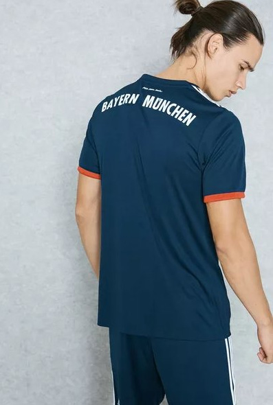 0a1decacc4 Bayern de Munique apresenta nova camisa 1 e novo uniforme de goleiro ...