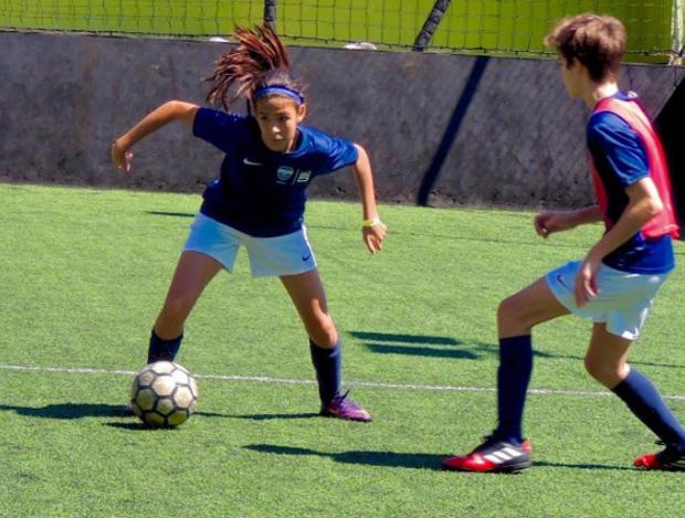 Esporte é para todos  sobre o preconceito que sofri aos nove anos ... bde2fea0a298f