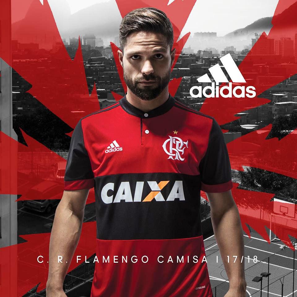 fc7880f015 Flamengo tem com a Adidas um dos melhores contratos de material do país