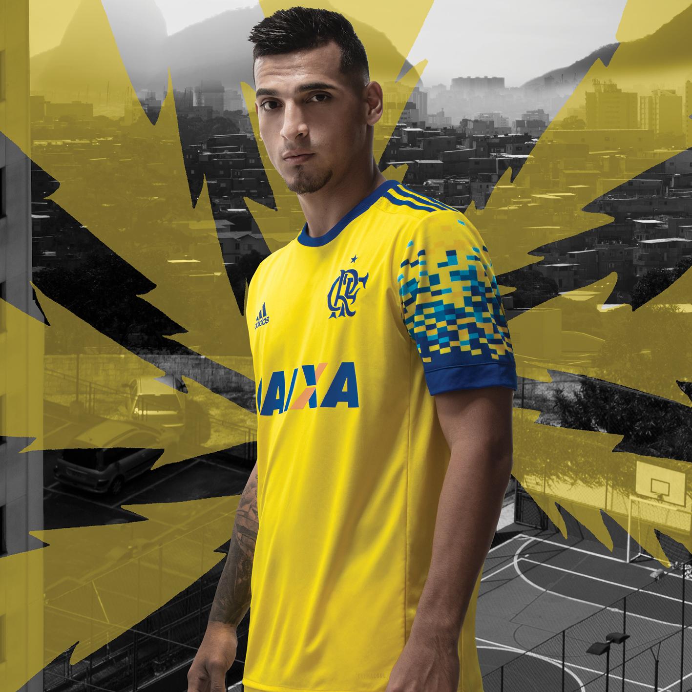 Palmeiras lança sua nova camisa 1 13880f8af9a06