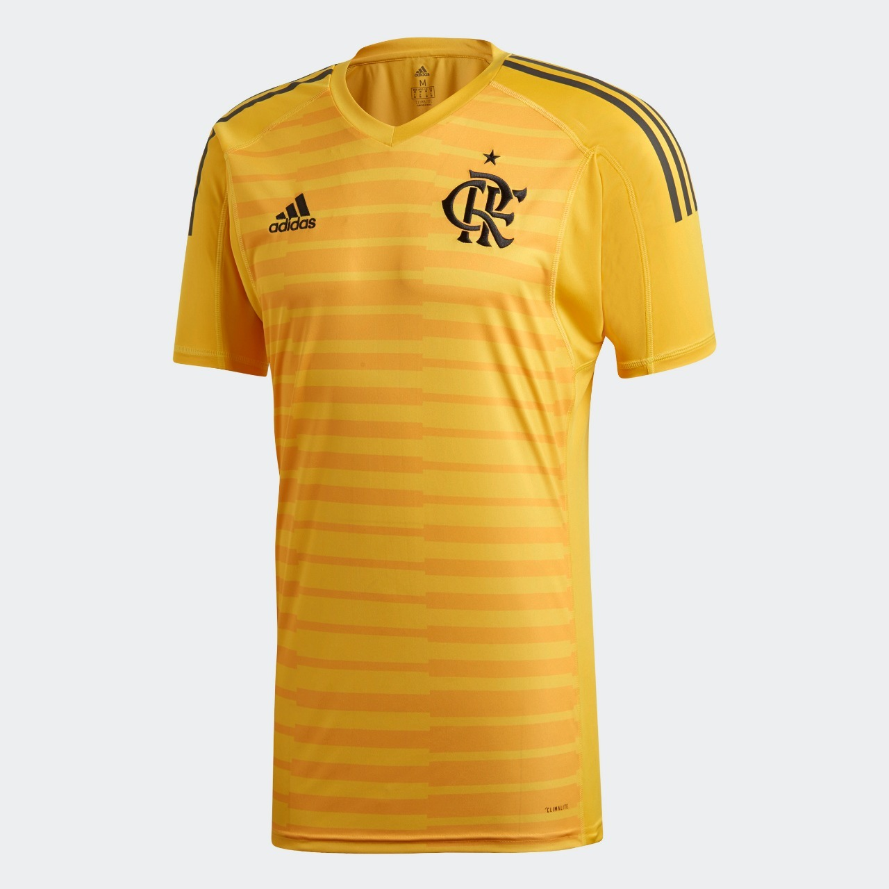 3e9f4c6091 A nova camisa de goleiro do Flamengo estará à venda a partir desta  sexta-feira