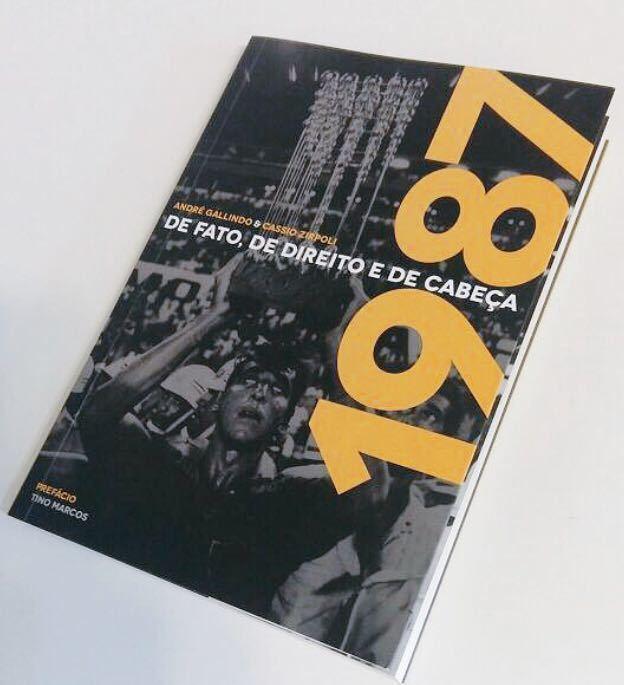 63b5053abd Flamengo ou Sport  quem ganhou o Brasileiro de 1987  Livro conta a ...