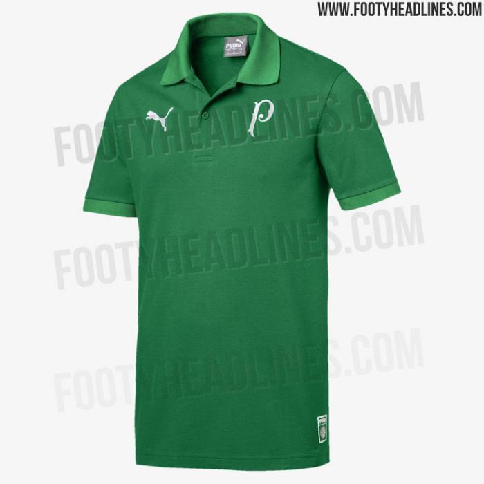 ce6b723f19 Palmeiras  Primeira coleção da Puma vaza na web
