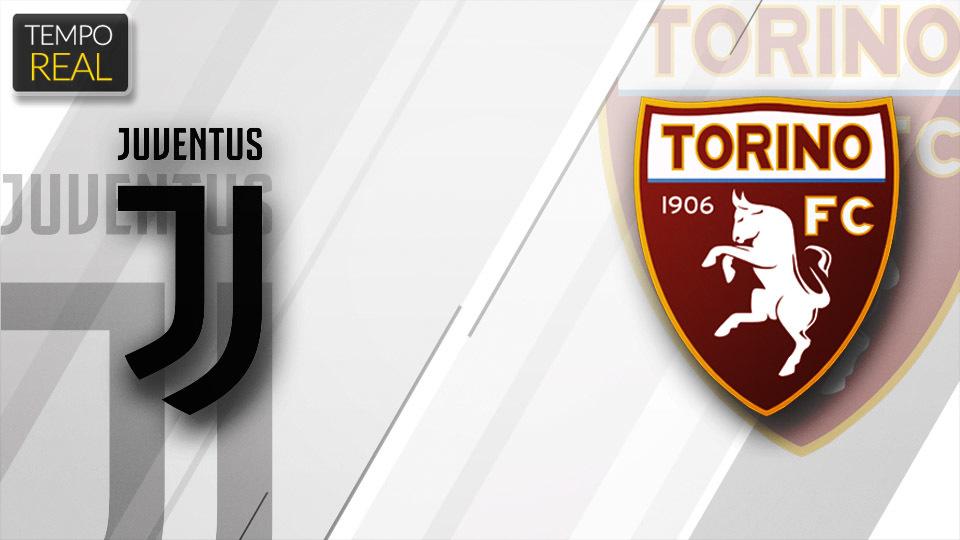 TEMPO REAL: siga o clássico Juventus x Torino
