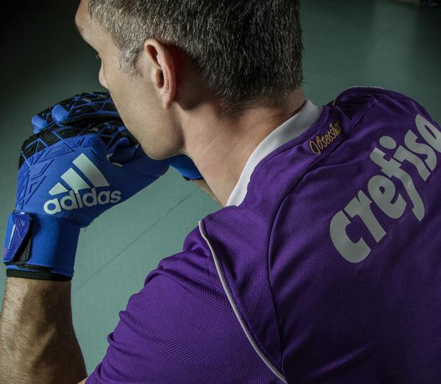 Nova camisa de goleiro do Palmeiras
