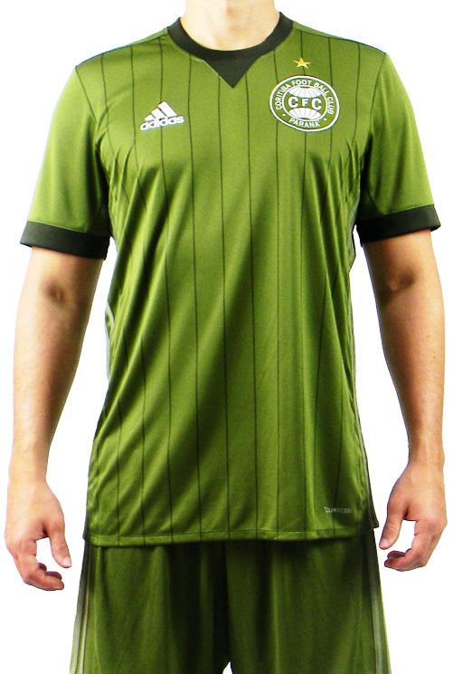 f48d5c2487 A nova camisa já está à venda na loja do Coxa por R  247.