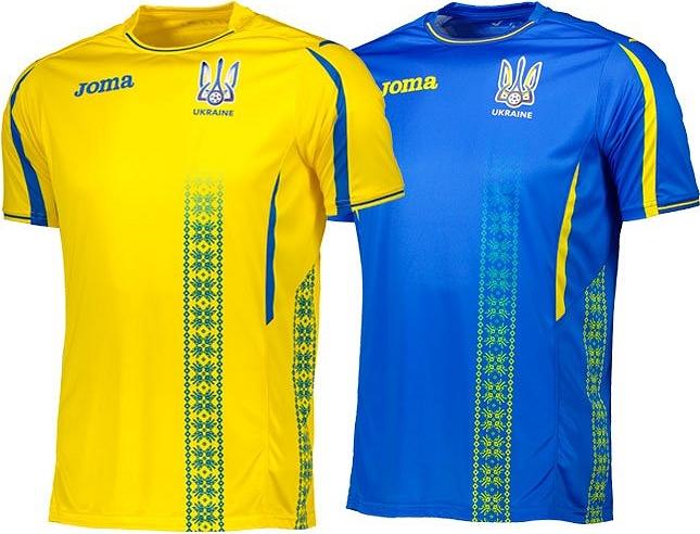 63db893340 Seleção da Ucrânia troca Adidas por Joma e lança novos uniformes ...