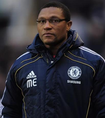 Michael Emenalo, diretor técnico do Chelsea