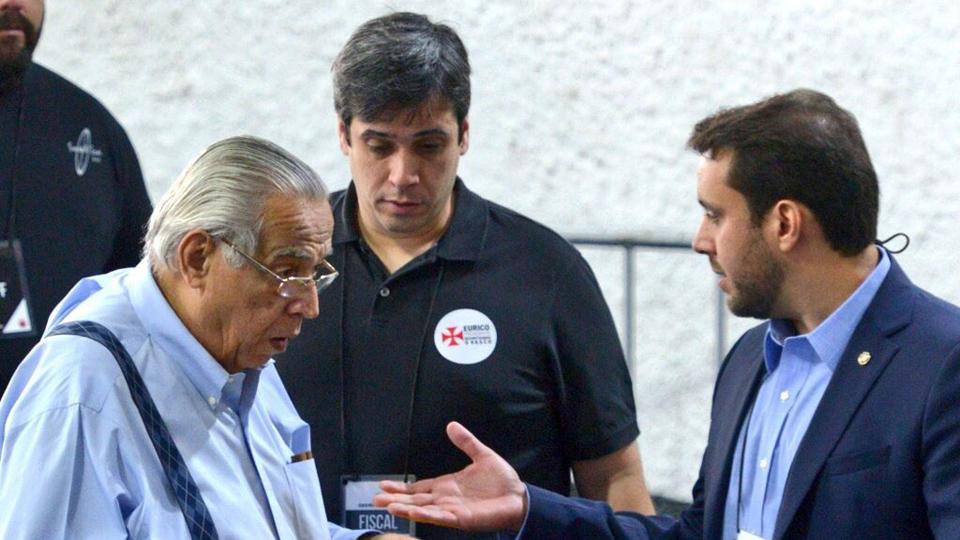 Eleição no Vasco  Chapa de Eurico diz ter documentos que comprovam ... 9652855e6c003