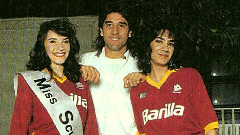 Renato Gaúcho chegou à Roma em 88, mas fracassou. Após um ano e só 4 gols, retornou ao Flamengo