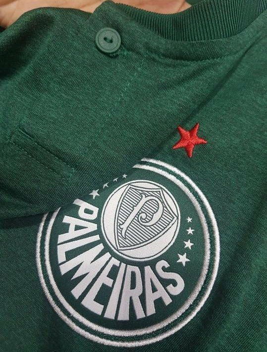 Vazou na web nesta quarta a última camisa 1 do Palmeiras feita pela Adidas. e0e6f5dfc8591