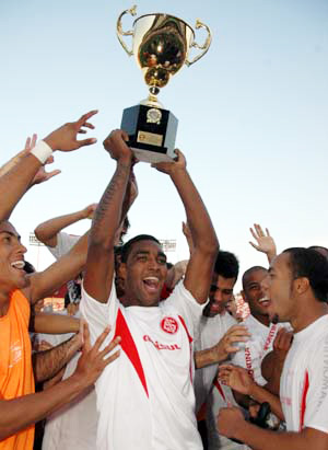 Pessanha Levanta Trofeu Internacional Sub-20
