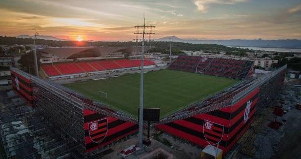 O estádio da Ilha: 20.500 lugares, com gratuidades e afinas, serão cerca de 17 mil ingressos à venda