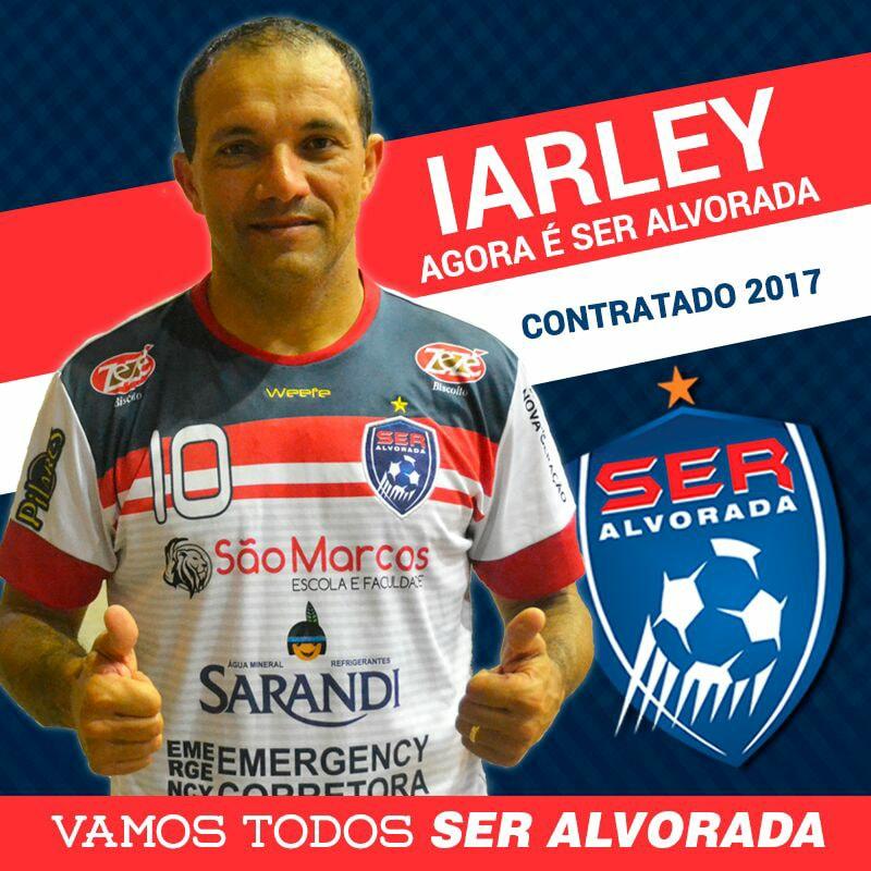 Iarley SER Alvorada Futsal 05/05/2017