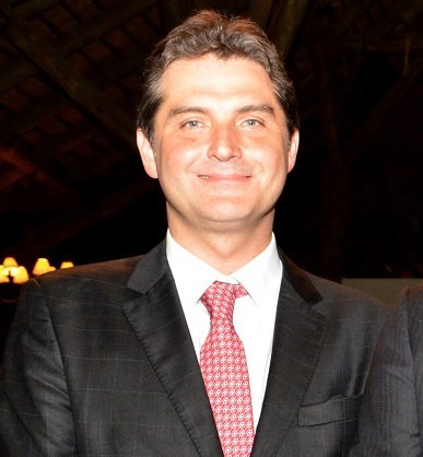 O 2º vice-presidente do Inter, Alexandre Barcellos