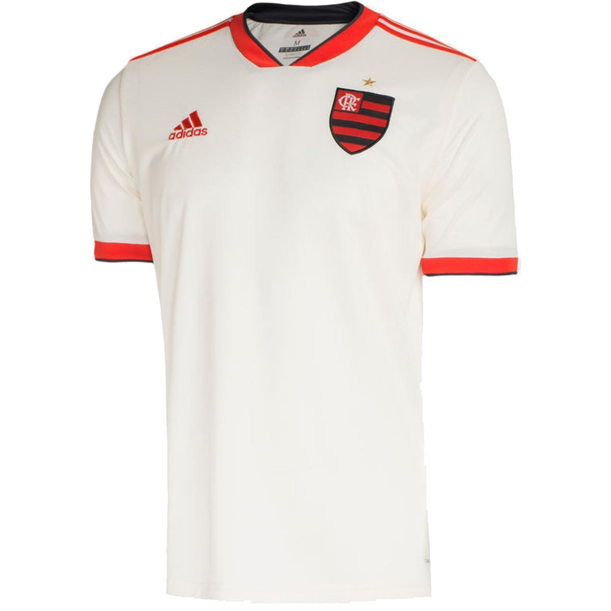 7f9fd9c02 A Adidas caprichou em todas as camisas do Flamengo nesta temporada. No  entanto