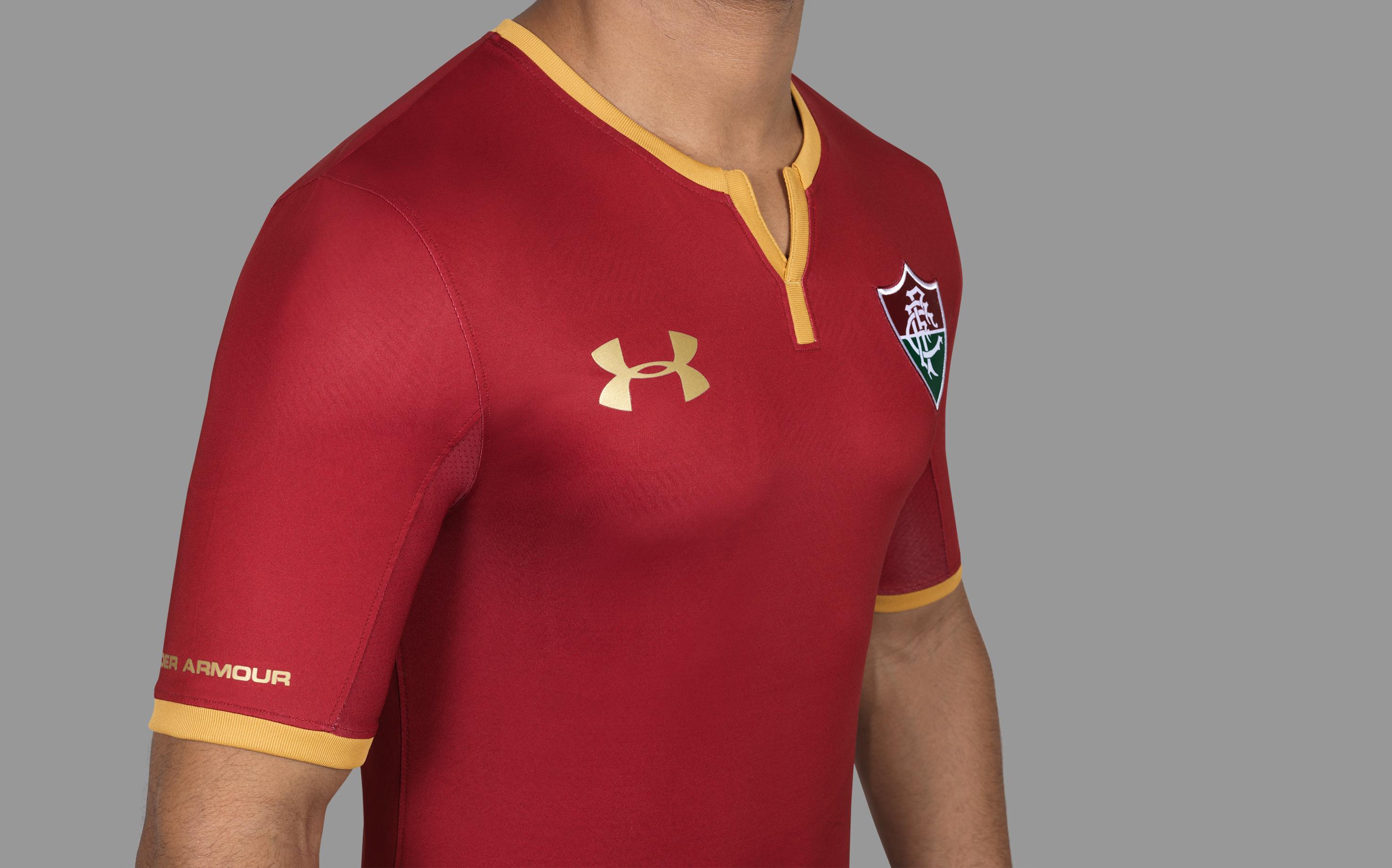 e8f9cf3ad7 Fluminense apresenta nova camisa 3