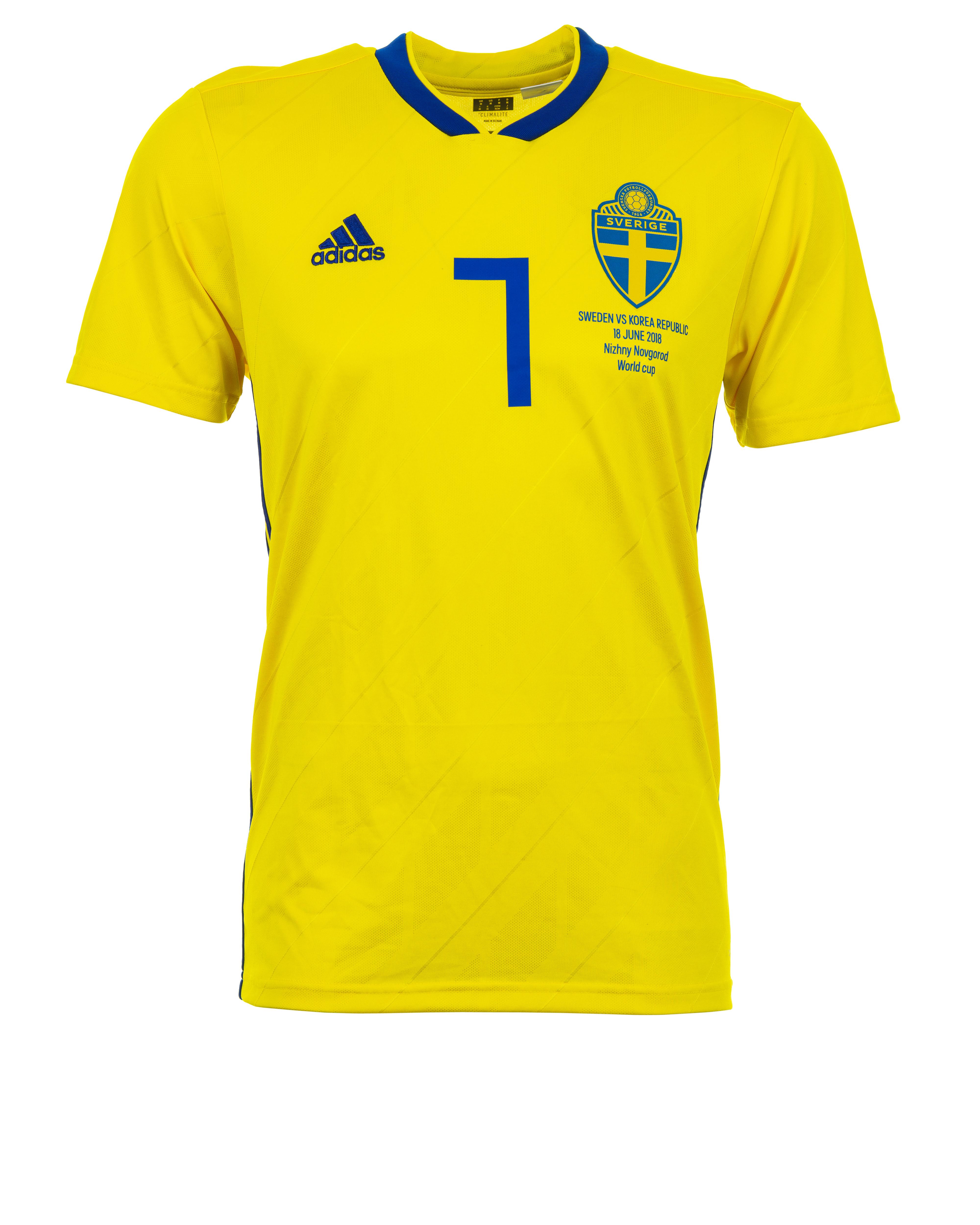 da0d8d9c27 Veja as camisas titulares das 32 seleções da Copa do Mundo 2018 ...