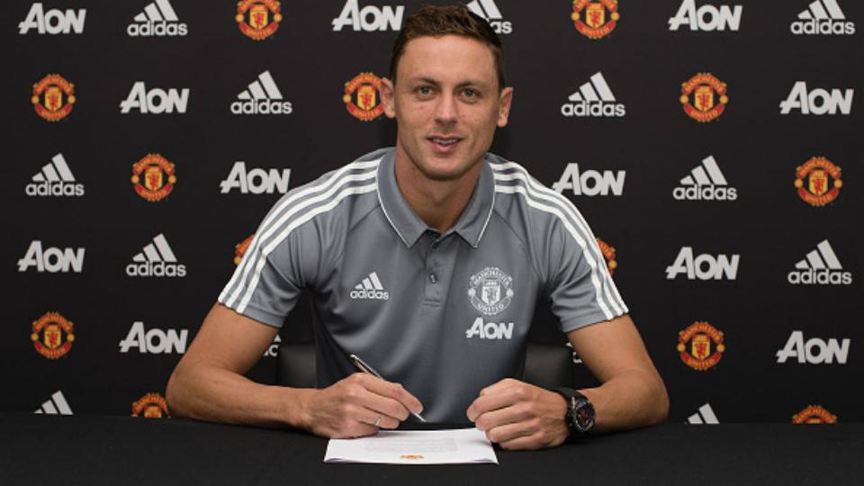 10º - Matic (44,7 milhões de euros, R$ 166,47 milhões): será o camisa 31 do Manchester United