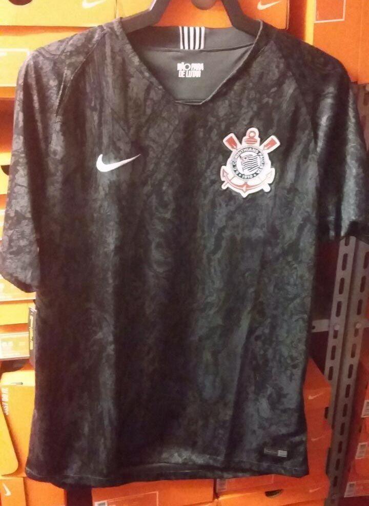 Novas camisas 1 e 2 do Corinthians vazam na web  7535d066607e5