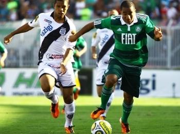 Max Pardalzinho Palmeiras Ponte Preta Campeonato Paulista 17/04/2011