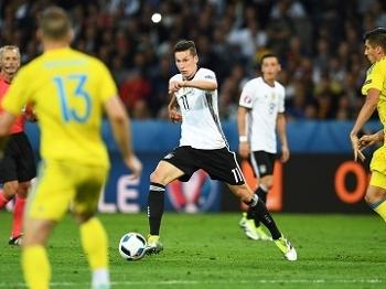 Draxler Alemanha Ucrania Euro-2015 12/06/2016