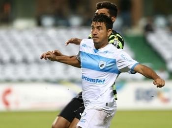 Rone Dias jogou pelo Londrina
