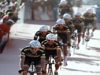 colombia cycling team