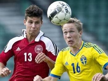 Emiliano é uma das maiores promessas da Dinamarca