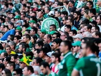 Palmeiras Torcida Atletico-MG Allianz Parque Campeonato Brasileiro 24/07/2016