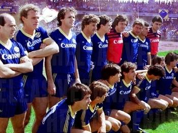 Hellas Verona - campeão italiano em 1985
