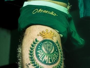 3fddd6abf3 Palmeiras Nova Camisa Obsessão Verde Adidas 11 04 2017