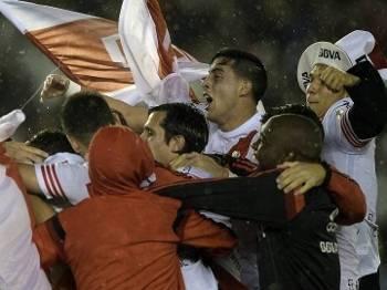 River Plate e a Libertadores: 1986, 1996 e 2015