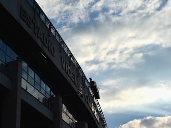 O estádio Vicente Calderón foi construído foi inaugurado no dia 2 de Outubro de 1966