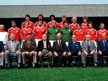 Nottingham Forest - campeão inglês em 1978