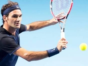 Roger Federer Rebate Jack Sock ATP 500 Basileia 31/10/2015