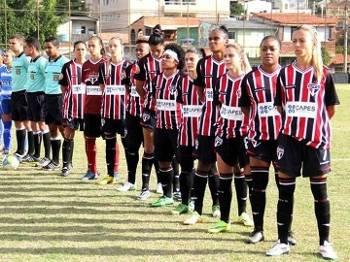 São Paulo encerrará o projeto feminino