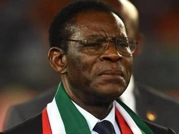 Teodoro Obiang Nguema Mbasogo governa a Guiné Equatorial desde 1979