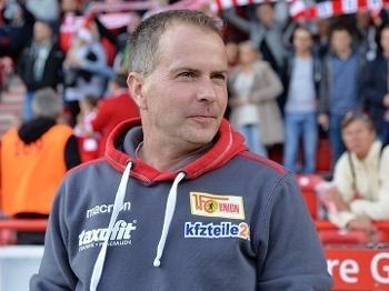 Sascha Lewandowski foi treinador do União Berlim na última temporada