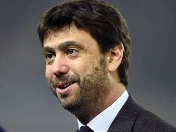 Andrea Agnelli é o presidente da Juve desde 2010