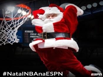 Crava, Papai Noel!