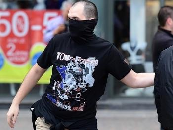 Torcida Russa Briga Lille 14/06/2016