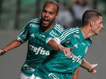 Andrei Girotto Atlético-MG x Palmeiras Campeonato Brasileiro